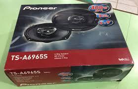 pioneer photo box pioneer ts a6965s 3 way speaker 6 x 9 400w max cebu appliance