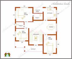 download 2 bedroom kerala house plans free buybrinkhomes com