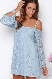 light blue long sleeve dress lucy love hollie light blue lace dress long sleeve dress off