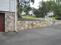 natural stone walls by c u0026p masons in randolph new jersey
