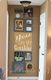 Ideas To Decorate Home Anniversary Date Driftwood Sign Photo Gallery Walls Gallery