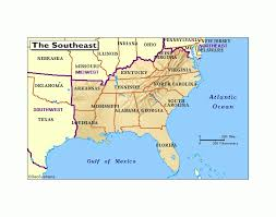 map of states and capitals in usa us map and capitals southeast state capitals purposegames with 700
