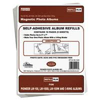 Pioneer Photo Album Refills Photo Albums Meijer Com