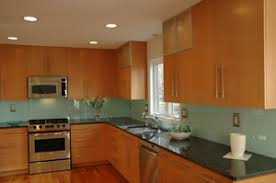 glass backsplashes for kitchens glasskote glass kitchen backsplash