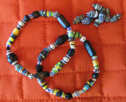 beaded bracelet make necklace images Make a recycled paper bead bracelet 6 steps with pictures jpg