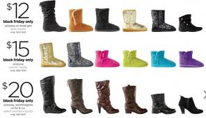 best black friday deals jcpenney jcpenney black friday deals are live great deals on boots and