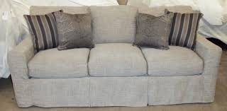Best Slipcover For Leather Sofa by Inspirations Chaise Slipcover Sofa Chaise Slipcover