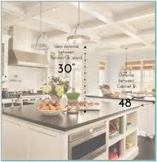 ideal kitchen dimensions theedlos