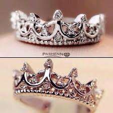 crown rings jewelry images Crown jewelry online buy crown rings at low ringscollection jpg