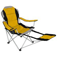 Collapsible Camping Chair To Look For In Camping Chairs With Footrests