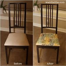 vinyl chair covers reupholster those ikea chairs with fabric and easy to clean