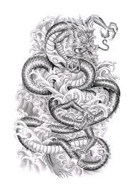 chinese dragon by ca5per on deviantart