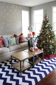 Holiday Decorations 2014 Christmas Holiday Decorations Home Tour Pink Peppermint Design