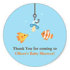 Fishing Themed Baby Shower - fish baby gifts on zazzle