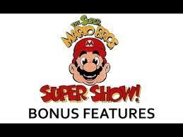 super mario bros super show live action sketch pizza crush