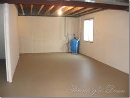 How Much Does It Cost To Pour A Basement by Best 25 Basement Floor Paint Ideas On Pinterest Painted