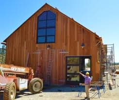 Hay Barn Prices The Cowell Ranch Hay Barn Project