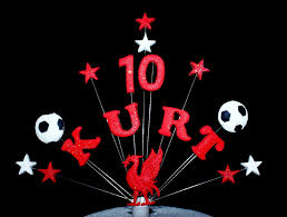 football cake toppers name age liverpool football birthday cake topper soccer