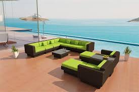 Patio Furniture In Las Vegas by Riviera Outdoor Wicker Sectional Sofa By Viro Wicker Patio Furniture