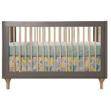 Cribs 3 In 1 Convertible Lolly 3 In 1 Convertible Crib Grey