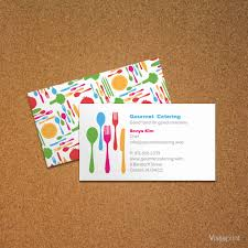 Vistaprint Business Cards Free Shipping Personal Chef Business Card Vistaprint Cooking In Color