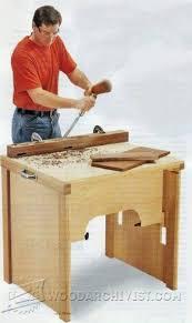 work table plans u2022 woodarchivist