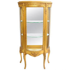 curio cabinet antique french curio cabinets stupendous picture