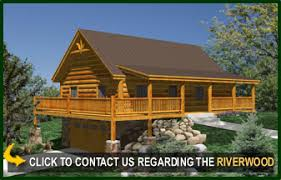 cabin plans with basement riverwood log cabin floor plans