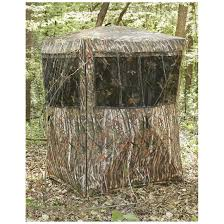 Hunting Ground Blinds On Sale Guide Gear Oversized Ground Hunting Blind 285091 Ground Blinds