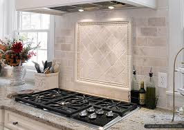 ANTIQUED IVORY SUBWAY BACKSPLASH TILE IDEA Backsplashcom - Travertine tile backsplash
