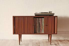 mid century record cabinet mid century album cabinet google search cabin ideas pinterest