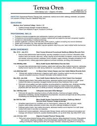 Cna Resume Sample No Experience 100 Medical Resumes For Cna 100 Student Radiography Resume