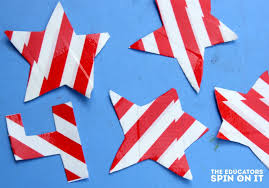 Spin Flag Patriotic Party Play Date Read Make Learn The Educators U0027 Spin