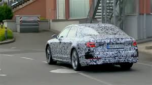 all new 2018 audi a8 will be unveiled in july the drive