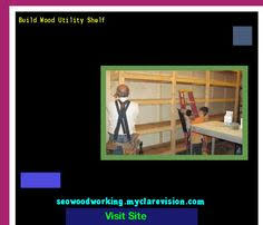 Basement Shelves Woodworking Plans by Basement Utility Shelves Plans 145842 Woodworking Plans And