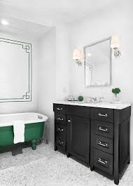 bathroom setting ideas refreshing bathrooms with a splash of green