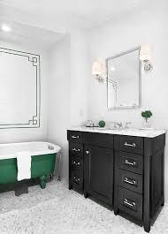 bathroom setting ideas refreshing bathrooms with a splash of green