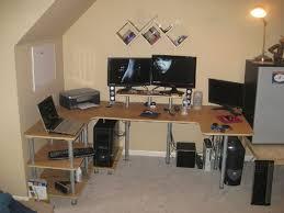diy u shaped desk for the office pinterest desks diy