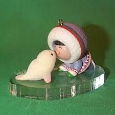 1983 hallmark keepsake ornament frosty friends friends