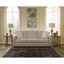 Biege Sofa 2pc Charcoal Sectional With Laf Sofa F2 166ls 2pc Ashley Afw