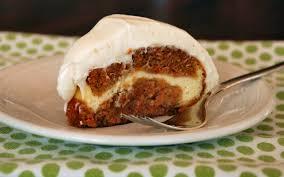 carrot and cream cheese swirled bundt cake better batter gluten