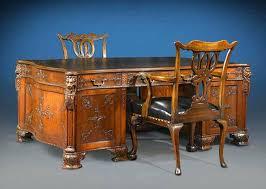 Partner Desk Home Office Partner Desk Office Furniture Partners Desk Antique Antique