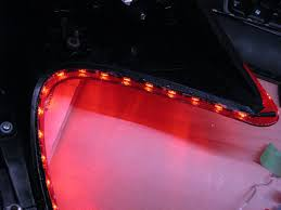 Diy Led Light Strip by Nissan Juke U2013 Custom Led Tail Lights Plastibots
