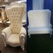 baby shower chair rentals baby showers bridal throne chairs ballroom chairs wicker