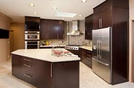 cuisine beige et cuisine marron et beige photos de design d intérieur et