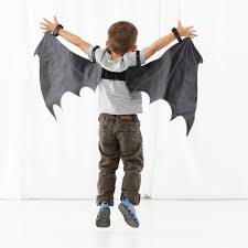 oven halloween costume bat wings dress up the land of nod