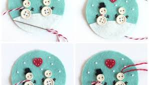 15 fingerprint and handprint ornaments cutesy crafts