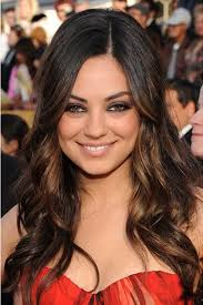 hairstyles and colours for long hair 2013 dark brown hair color ideas