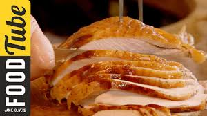 how to make a thanksgiving turkey with stuffing how to carve a turkey jamie oliver youtube