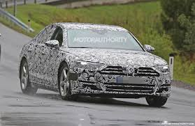 2019 audi a8 to feature 48 volt mild hybrid system